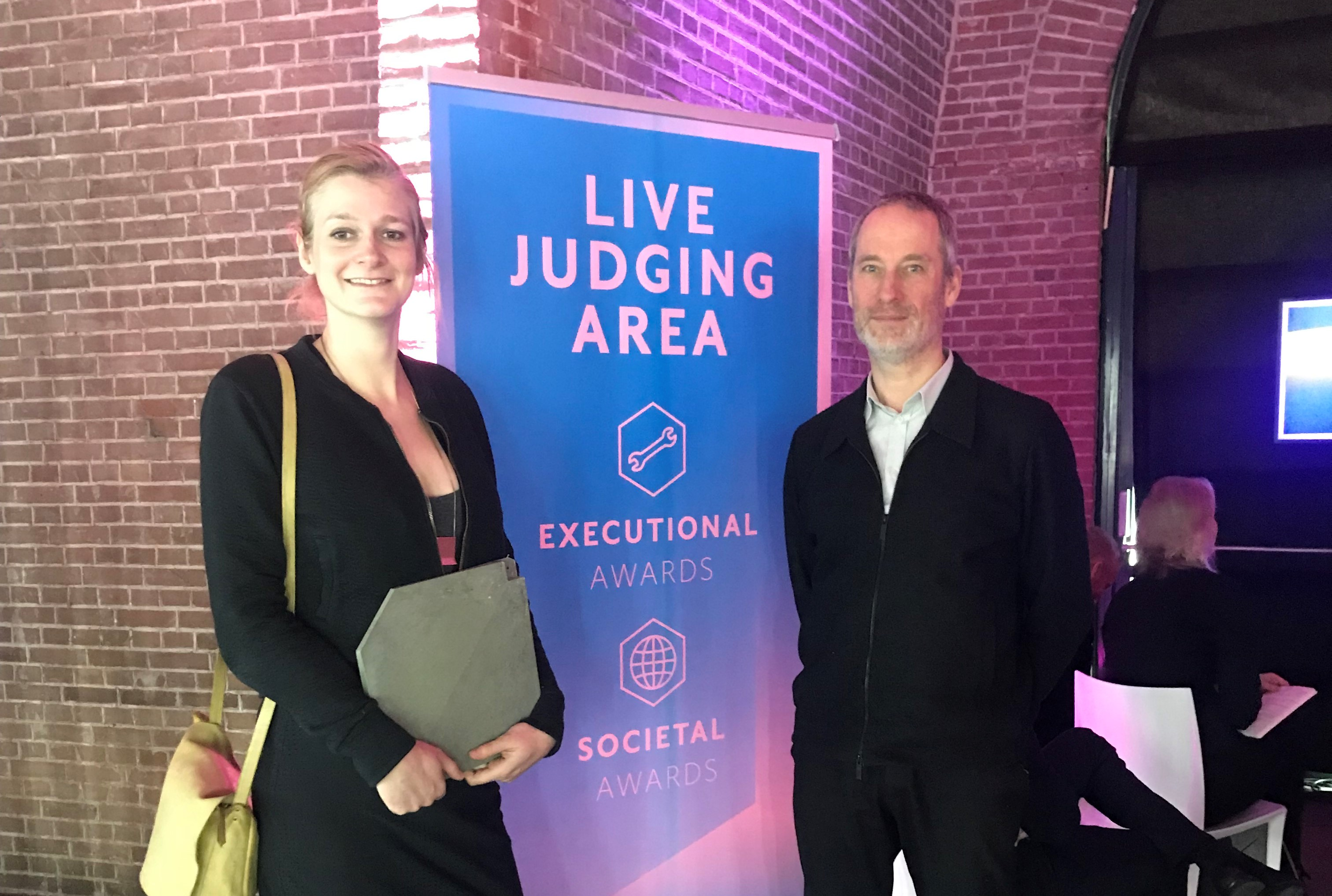 Bureau SLA en Overtreders W winnaar van Frame Awards in de categorie Sustainable design DDW Dutch Design Week Peoples Pavilion