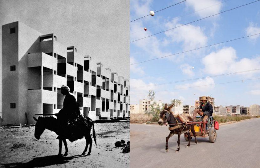Affordable Housing Marokko is een samenwerking tussen bureau SLA (Amsterdam) en Idmaj Sakan (Casablanca).