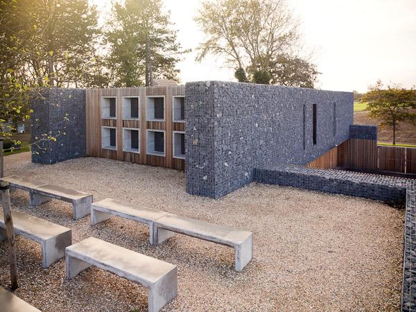 bureau SLA ontwerpt de uitbreiding van begraafplaats Duinhof in Lisse
