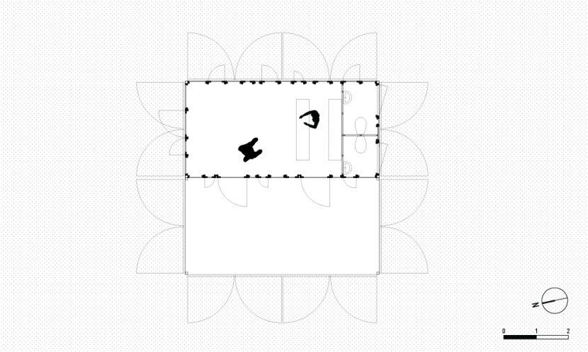 De Noorderparkkamer organiseert evenementen voor en door de wijken in Amsterdam Noord. Zij doet dit met groot succes. Een grote wens is om een extra paviljoen te hebben met een kleine horeca functie. Om de bouwkosten te minimaliseren wordt de Noorderparkbar opgetrokken uit verplaatsbare units en 2e hands materiaal van Marktplaats.nl. Oud materiaal krijgt een tweede leven in een nieuwe hotspot van Amsterdam!