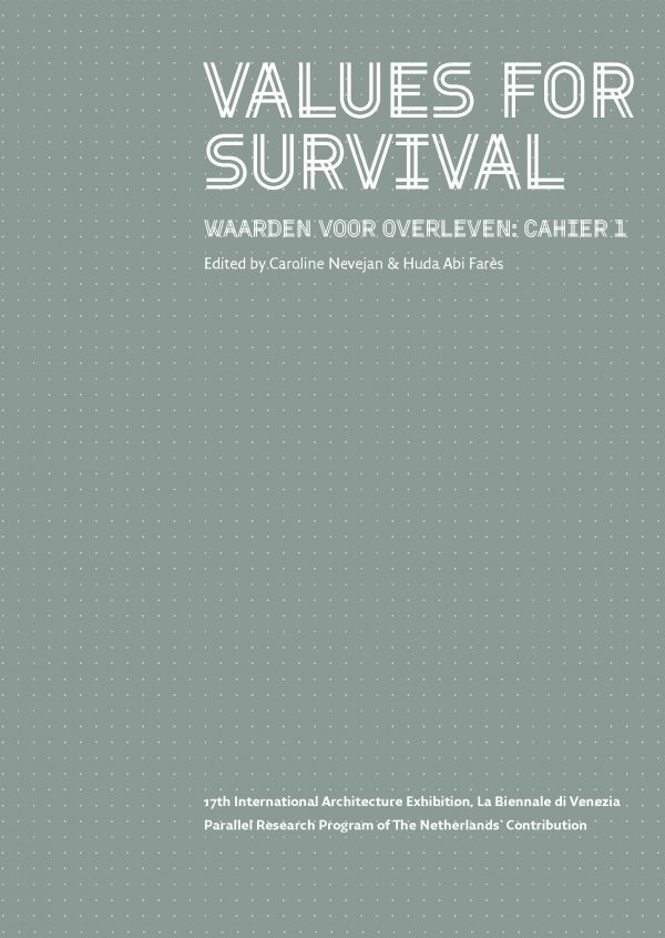 cover page values for survival